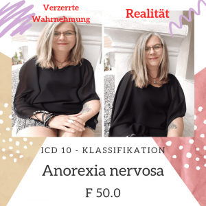 Anorexia nervosa - Magersucht