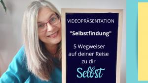 Selbstfindung-Videopräsentation