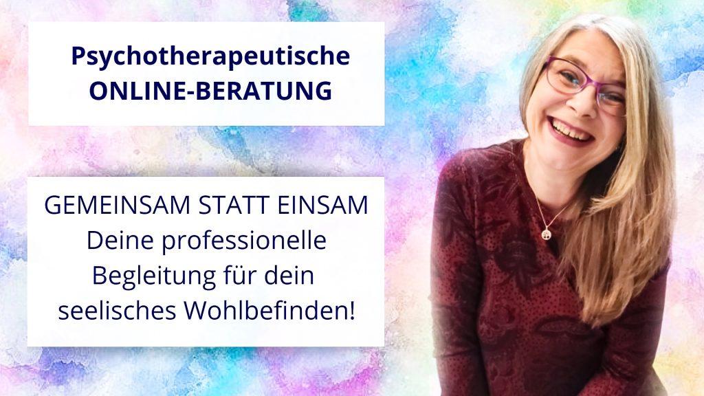 psychotherapeutische Online-Beratung