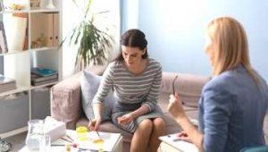 Kunsttherapie, Psychotherapie, Gesprächstherapie, Familienaufstellung, Verhaltenstherapie